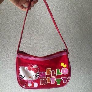super cute hello kitty bag!🧡❤️💕💞